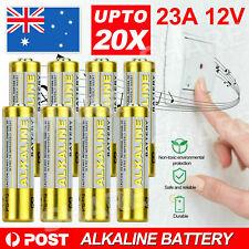 5~20x Alkaline Battery 12V A23 L1028 RVO8 MS21 MN21 for Car Alarm Remote Control