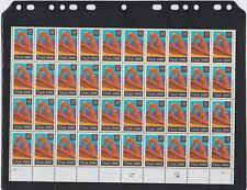 Anchor 300 Neu Stock Seiten 1S (1-row) Schwarz Blätter- Zweiseitig
