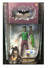DC BATMAN DARK KNIGHT MOVIE MASTERS JOKER WITH MISSILE LAUNCHER ACTION FIGURE