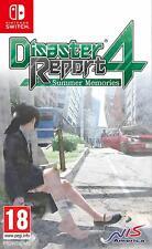 Disaster Report 4 Summer Memories Nintendo Switch Game