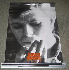 David Bowie Japan Promo/ Not For Sale 1984 original Calendar / Poster 6 pages