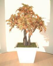 "Japanese Maple - 18"" (46cm) - Artificial Silk Faux Tree, Replica Imitation Plant"