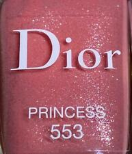 Dior nail polish 553 Princess limited edition
