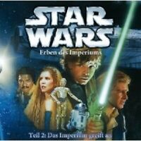 STAR WARS - ERBEN DES IMPERIUMS-TEIL 2:  CD WORD HÖRSPIEL KINDER NEW