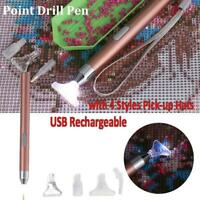 Diamond Painting Tool Point Recharge Drill Pen Lighting Painting Diamond_HOTSALE