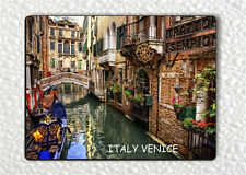 SOUVENIR FROM ITALY VENICE #1 FRIDGE MAGNET -fnw3Z
