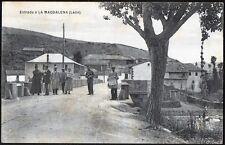Año 1905. Tarjeta Postal. La Magdalena. (León). Entrada a la Magdalena. MUY RARA