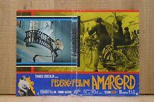 AMARCORD locandina poster affiche Federico Fellini Romagnolo Anni 30 Rimini S3