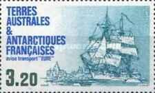 Timbre Bateaux TAAF 129 ** lot 27647