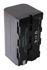 Patona premium Batterie 7,2v 4400mah F. sony np-f750 f550 f330 f530 f930 f920 f550