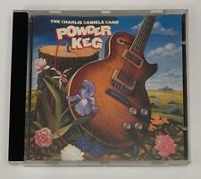 The Charlie Daniels Band Powder Keg CD 1987 Epic/Legacy 487509 2 Country Rock