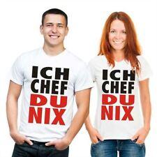 Markenlose Kurzarm Damen-T-Shirts mit Rundhals-Ausschnitt