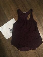 Jack Wills Top with dust bag-Size 6