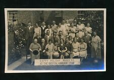 Kent MARGATE The Bidston  Holiday Group 1938 RP PPC