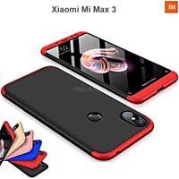 Coque Pour Xiaomi Mi Max 3 Avant Arrière 360° Original Armor Rigide Genuine