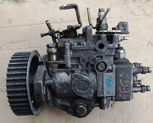 Isuzu 4FG1 RWD Isuzu van WFR diesel fuel injection pump diesel kiki 104740-1582