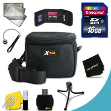 Starter Accessory Kit for Canon Powershot SX700 HS SX600 HS SX510 HS SX500 IS
