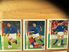 1994 Italy World Cup Soccer Players Roberto Donandoni