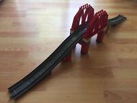 LEGO Duplo Eisenbahn -große Eisenbahnbrücke mit Bögen - LEGO Ville - 3774