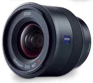 ZEISS - BATIS 25mm f/2.0 - Sony FE