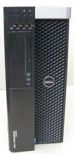 DELL PRECISION T5600 2 Xeon 8 cores E5-2690 # 2,9 Ghz - 64 GB - SSD - 3 To