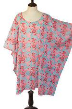 2X 3X 4X 5X Batwing Dolman Cotton Caftan Plus Size Kaftan Shirt Top P2265-1
