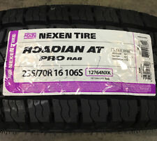 1 New 235 70 16 Nexen Roadian AT Pro RA8 Tire