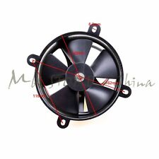 12V 6 inch thermo Radiator COOLING FAN 125CC 200CC Pit Trial Go kate ATV Quad