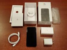 NEW Google Pixel 4 G020I - 64GB - Just Black (Spectrum Mobile) (Dual Sim)