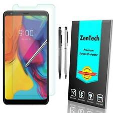 Tempered Glass Screen Protector Guard For LG Stylo 4 / Stylo 4+ Plus + Stylus