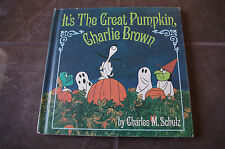 It's The Great Pumpkin Charlie Brown (1967, Charles Schulz) First Edition