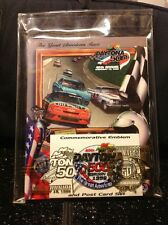 Daytona 500 NASCAR Race 40th Annual Book Program February 15 1998