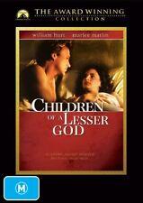 Children Of A Lesser God (DVD, 2002)
