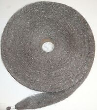 Stainless Steel Wool 14 LB + Reel - Medium Grade ~ the best per LB price!!