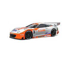 Hpi Racing Rc coche Toyota Supra Gt au Cerumo Body Shell claro 200mm 7486