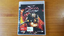 Ninja Gaiden Sigma Sony Playstation 3
