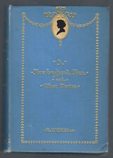 A NEW ENGLAND NUN and Other Short Stories by M. E. Wilkins 1891 HB