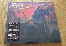 ARTILLERY Penalty by Perception - Limited Edition Digipak  - CD