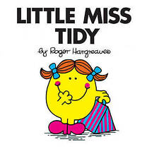 Little Miss Tidy | Roger Hargreaves | Story Book | New | Free Post | Cheap