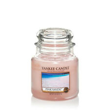 Yankee Candle Medium Classic Jar Pink Sands 411g