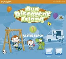 OUR DISCOVERY ISLAND 2013 ACTIVE TEACH CD-ROM LEVEL 1