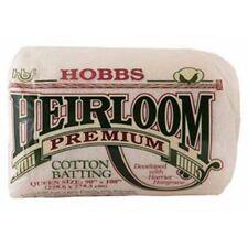 "Hobbs Heirloom PREMIUM COTONE IMBOTTITURA OVATTA/Queen Size (90 ""X 108"")"
