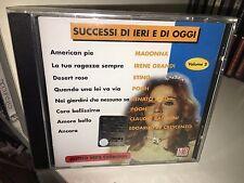 CD BASI MUSICALI TONALITA' ORIGINALE + 1 TONO SOTTO RENATO ZERO POOH BAGLIONI