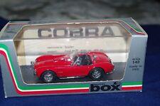 1/43 AC SHELBY COBRA  MODEL BOX MIB