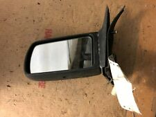 1985 SAAB 900 left side driver view mirror