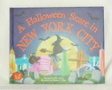 A Halloween Scare in New York City by Eric James (2015, Picture Book) NEW!