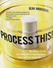 PROCESS THIS, Jean Anderson,0060185651, Book, Good
