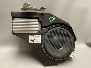 2011 - 2012 Nissan Juke Subwoofer With Amp Amplifier 28170 1KM0A