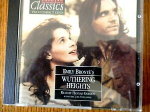2 CD AUDIO BOOK - WUTHERING HEIGHTS  -Talking Classics No 2
