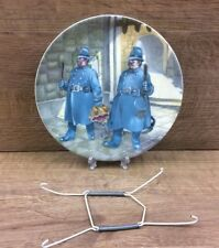 Wedgwood Collectors Plate TOAD IN CHAINS From THE WIND IN THE WILLOWS COLLECTION
